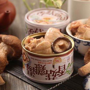 香菇雞湯01